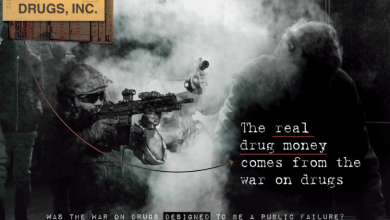 Photo of War On Drugs: Where The Money Really Comes From [Infographic]