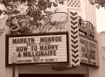 movie billboard