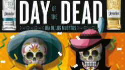 Celebrate Day Of The Dead! [Infographic] 9