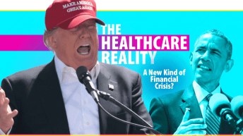 What's Going To Happen To Healthcare? [Infographic] 1