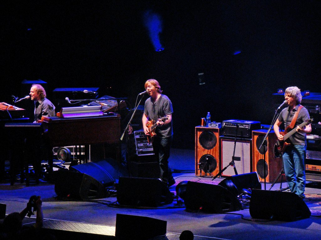 6 Interesting Facts About Phish