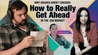 Grades Will Only Get You In The Door [Infographic] 1