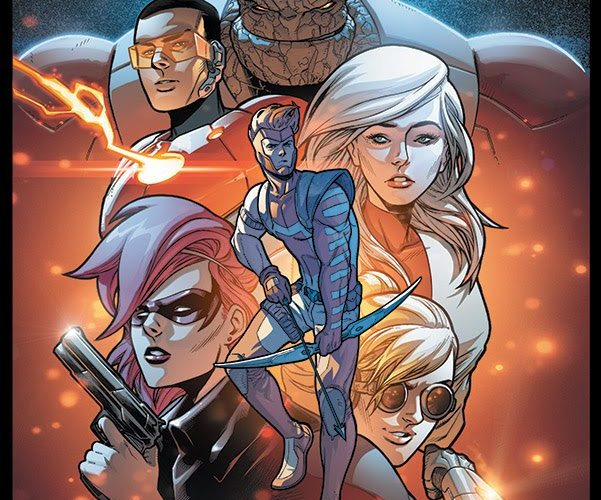 """Image Comics announces """"Youngblood is Back"""" 1"""