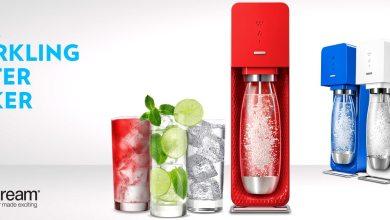 Photo of SodaStream Unveils Premium Aqua Fizz Brand