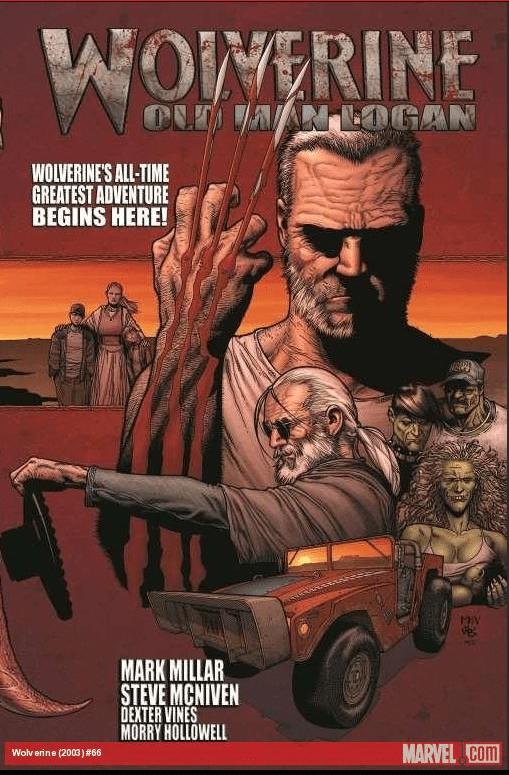 Movies: Logan 1