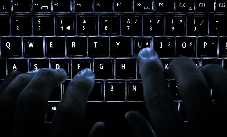 backlit laptop keyboard