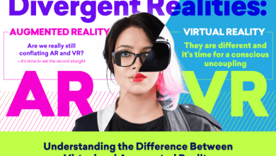 Photo of Virtual And Augmented Reality: What's The Difference?