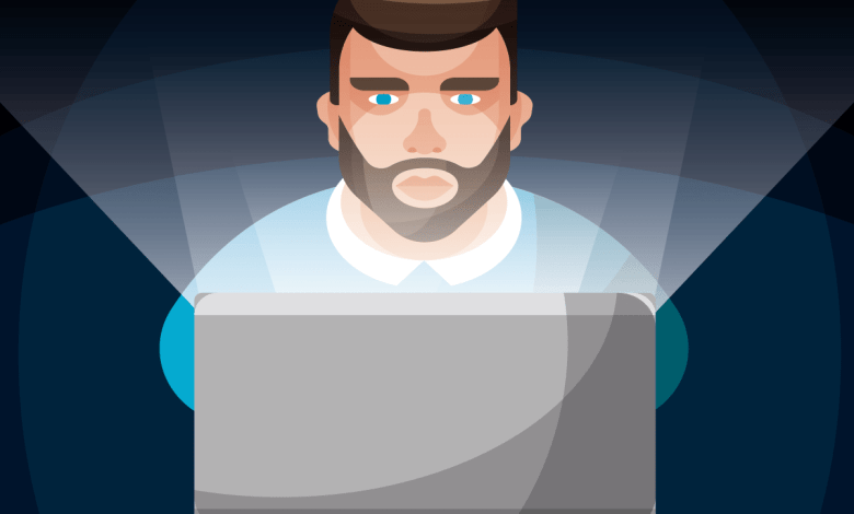 Photo of Protecting Your Eyes From Blue Light [Infographic]