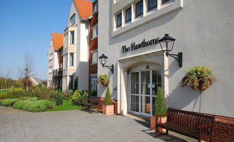 hawthorns retirement home