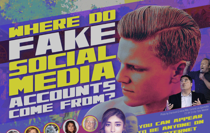 Photo of Where Do Fake Social Media Accounts Come From? [Infographic]