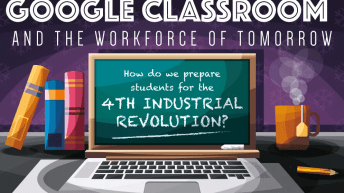 Tech In The Classroom [Infographic] 1