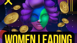 Women In Cryptocurrency [Infographic] 1