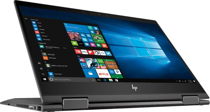 HP Envy x360 2-in-1 laptop