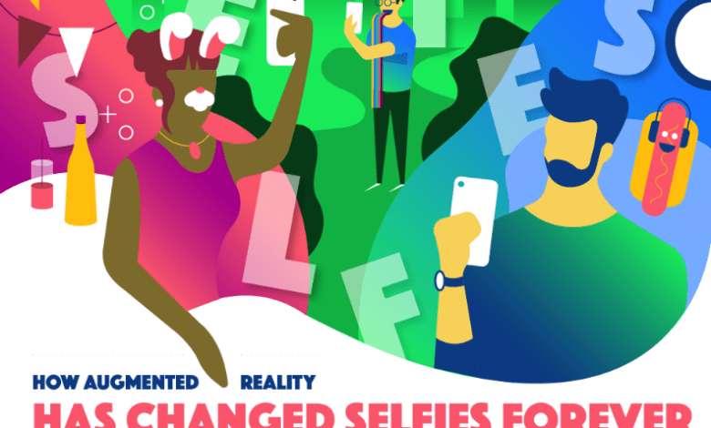 Photo of Selfies And Augmented Reality: A Match Made In Cyberspace
