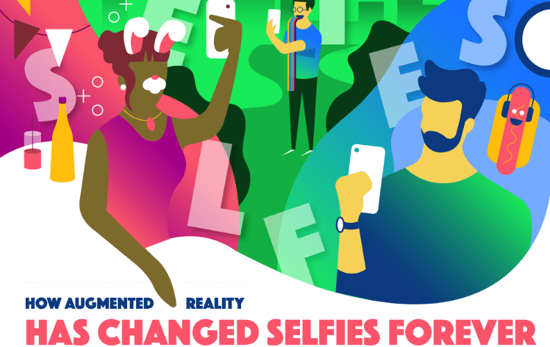 Selfies And Augmented Reality: A Match Made In Cyberspace 1