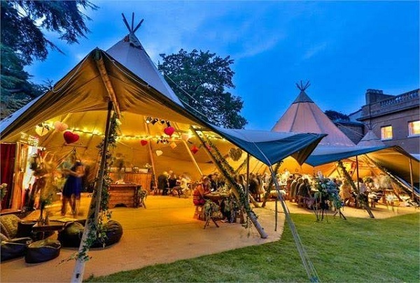 Give A Whimsical Bohemian Touch To Your Wedding By Selecting An Offbeat Wedding Venue 1