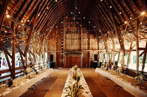 Give A Whimsical Bohemian Touch To Your Wedding By Selecting An Offbeat Wedding Venue 2