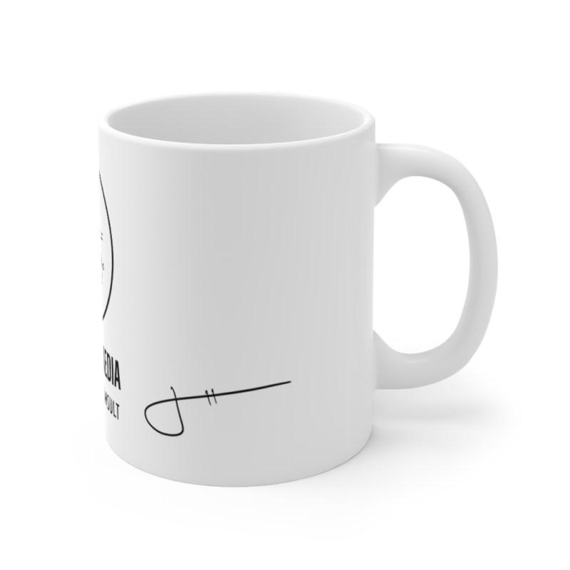 HNM 11oz Mug [digitally signed] 3