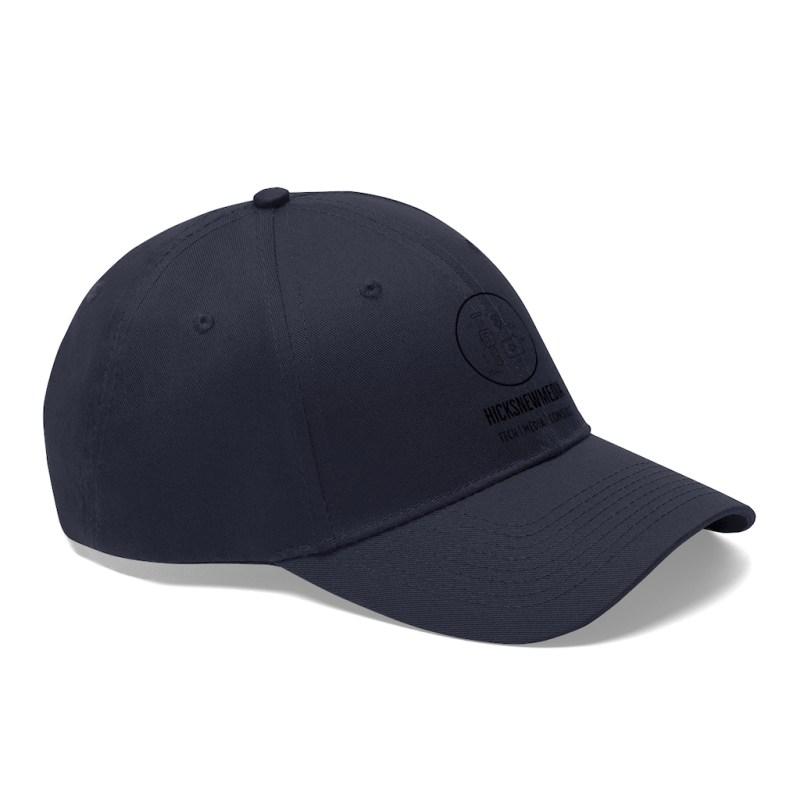 HNM Unisex Twill Hat 13