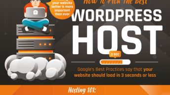 Benefits of Speeding Up Your WordPress Host [Infographic] 1