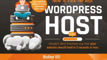 Benefits of Speeding Up Your WordPress Host [Infographic] 8