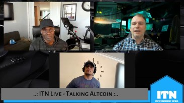 ITN Live - Talking Altcoin 28