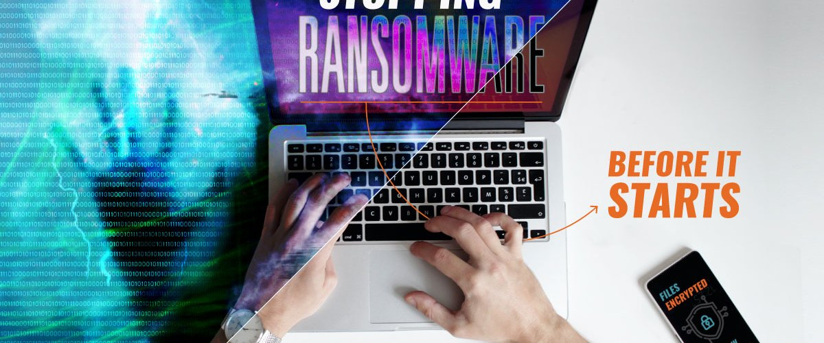 stopping ransomware