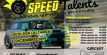 Trackday - Speed Talents en Calafat