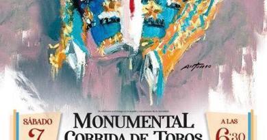 Terna de espadas sevillanos en Villarrubia de los Ojos