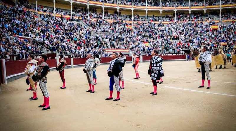 El Gobierno prorroga hasta el 31 de mayo las prestaciones y subsidios para los profesionales taurinos