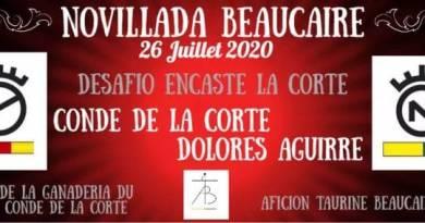 Beaucaire sí celebrará su novillada el 26 de julio
