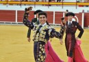 Carlos Fernández y Eric Olivera, dos orejas cada uno en la novillada de Navas de San Juan