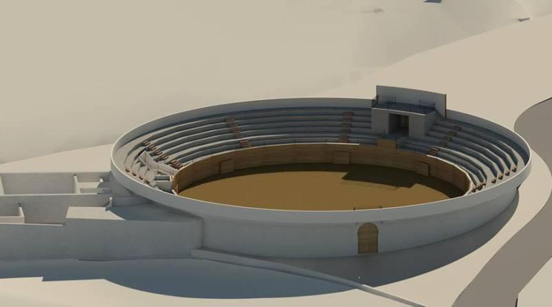 La plaza de toros de Laujar de Andarax será rehabilitada