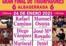 """Cerrado el cartel de la Gran Final del Certamen """"Las Raíces del Toreo"""""""