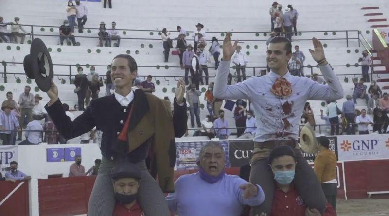Diego Silveti y Diego Sánchez triunfan en León