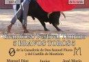 El tradicional festival taurino de Povedilla ya tiene cartel