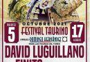 Festival taurino de campanillas en Lozoya