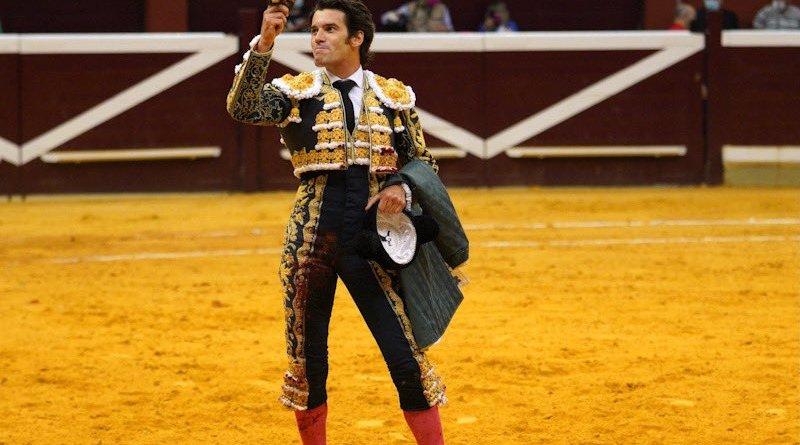 Oreja para José Garrido en el cierre del ciclo de San Mateo de Logroño