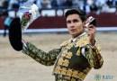 Manuel Diosleguarde corta la primera oreja de la Feria de Otoño