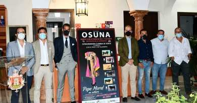 Pepe Moral ante seis toros en Osuna el 12 de octubre