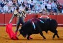 Manzanares corta una oreja en la segunda de San Miguel en Sevilla