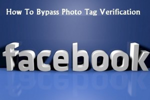 Bypass facebook photo verification