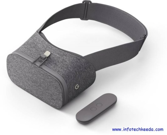 Virtual Reality Headset Daydream