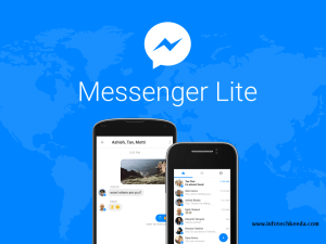 Facebook-Messenger lite