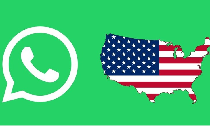 Use WhatsApp with free USA number