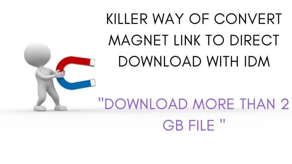 download file from magnet link online