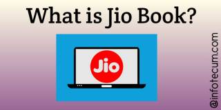 what is JioBook