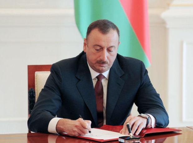 Алиев повысил