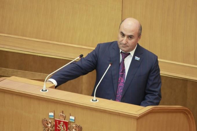 В Екатеринбурге Армена Карапетяна лишили депутатского мандата