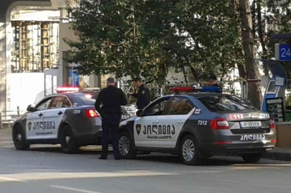 Грузия: патрульная полиция оштрафовала патрульную полицию